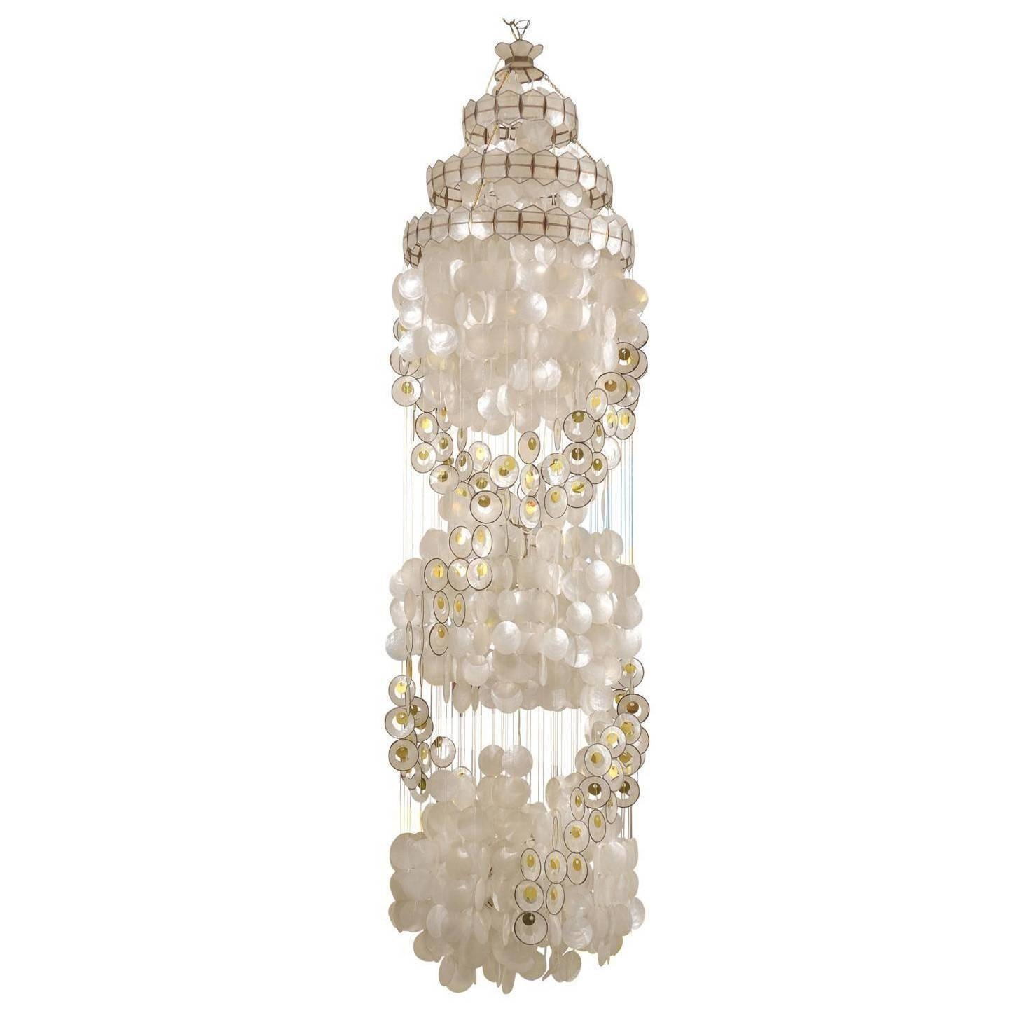 Shell Pendant Lighting – Home Design – Mannahatta Throughout Shell Pendant Lights (View 13 of 15)