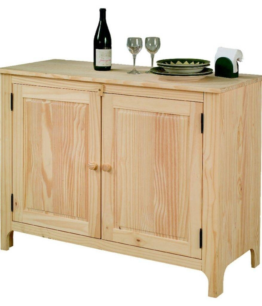 Sideboard 12 Inch Linen Cabinet Buffets & Sideboards | Houzz with Deep Sideboards (Image 10 of 15)