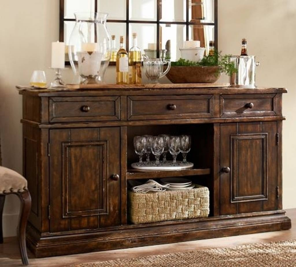 Sideboard 13 Best Dining Room Images On Pinterest | Antique with Pottery Barn Sideboards (Image 4 of 15)