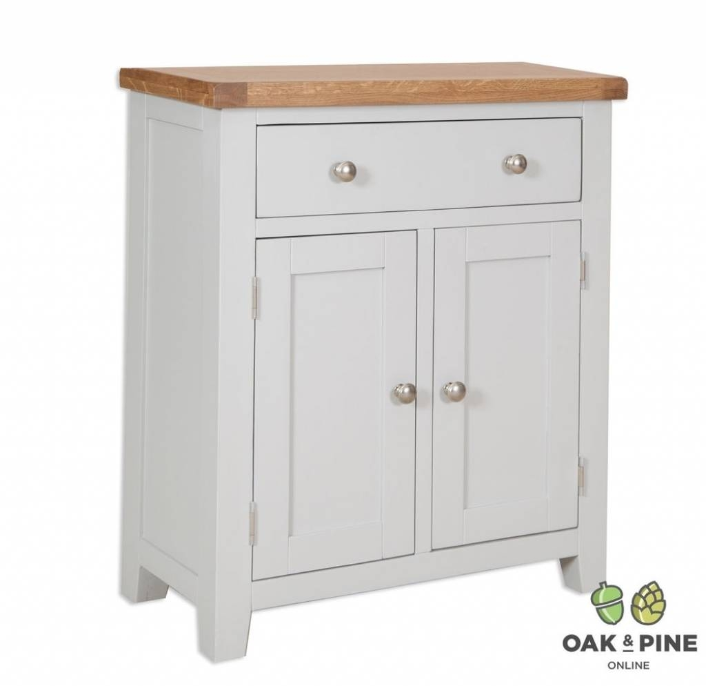 Sideboard 25 Best Collection Of Slim Sideboards In Slim Oak Pertaining To Slim Oak Sideboards (View 2 of 15)