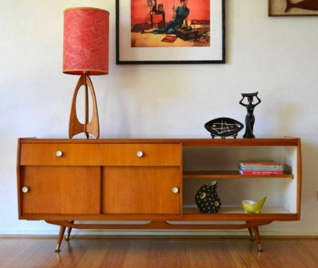 Sideboard 32 Original Mid Century Sideboards You Gonna Love Inside Colorful Sideboards (View 3 of 15)
