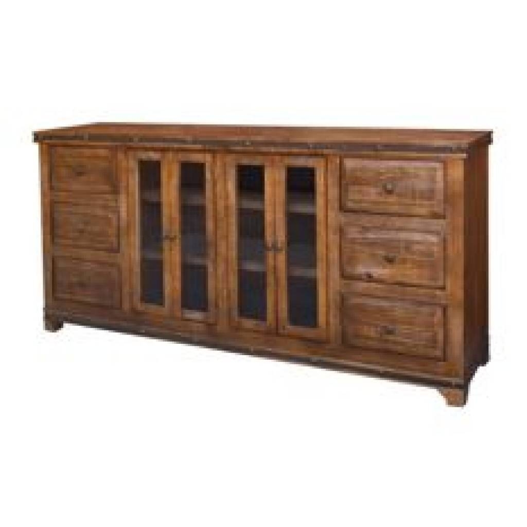 Sideboard 80 Inch Console Buffets & Sideboards | Houzz With Regard with 48 Inch Sideboards (Image 5 of 15)