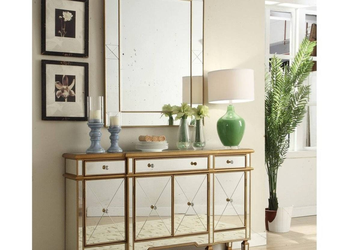 Sideboard : Amazing Mirrored Sideboard Uk Furniture Amazing Within Overstock Sideboards (Photo 10 of 15)