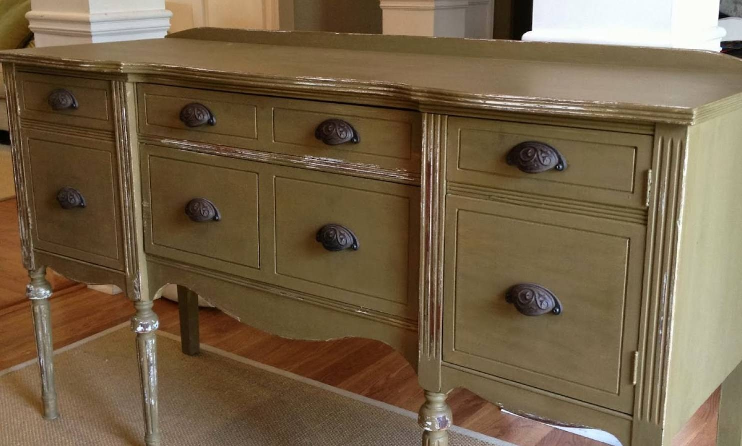 Sideboard : Antique Sideboards And Buffets Inspirational Of in Antique Sideboards And Buffets (Image 12 of 15)
