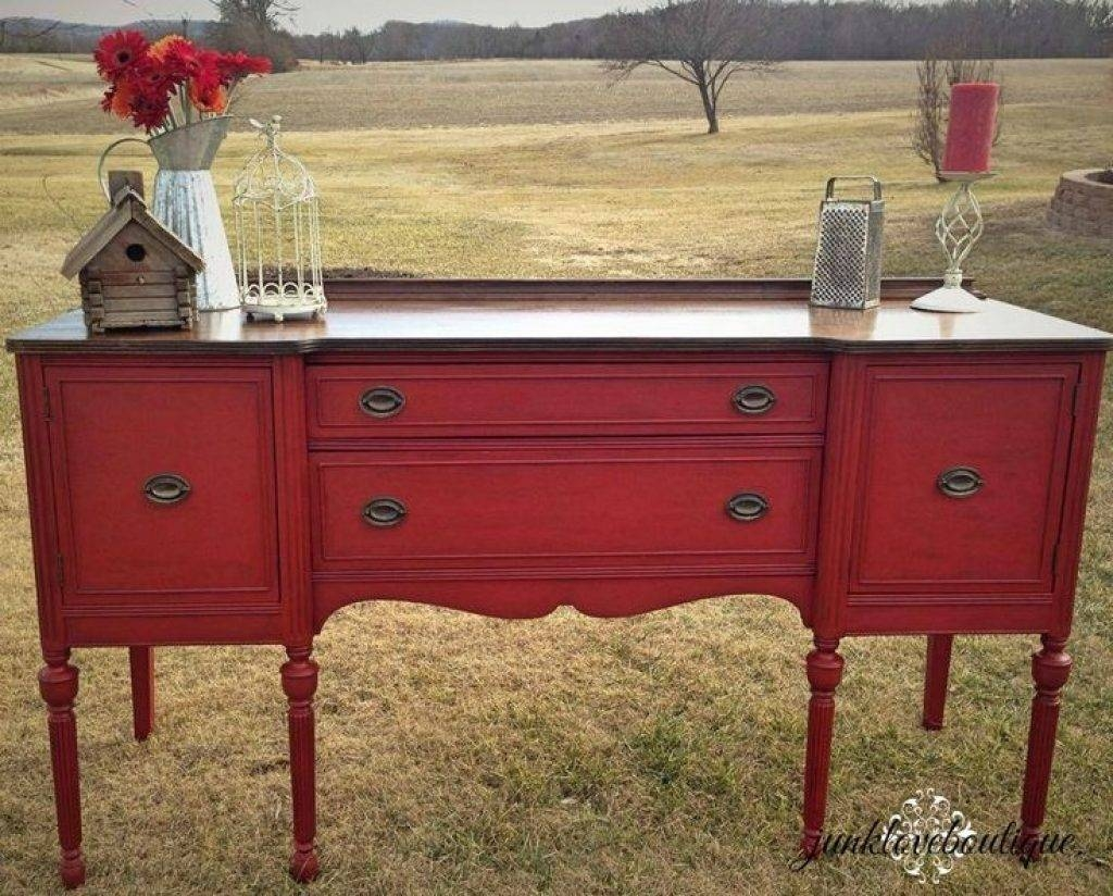 Sideboard Best 25 Red Buffet Ideas On Pinterest | Red Painted for Red Buffet Sideboards (Image 6 of 15)
