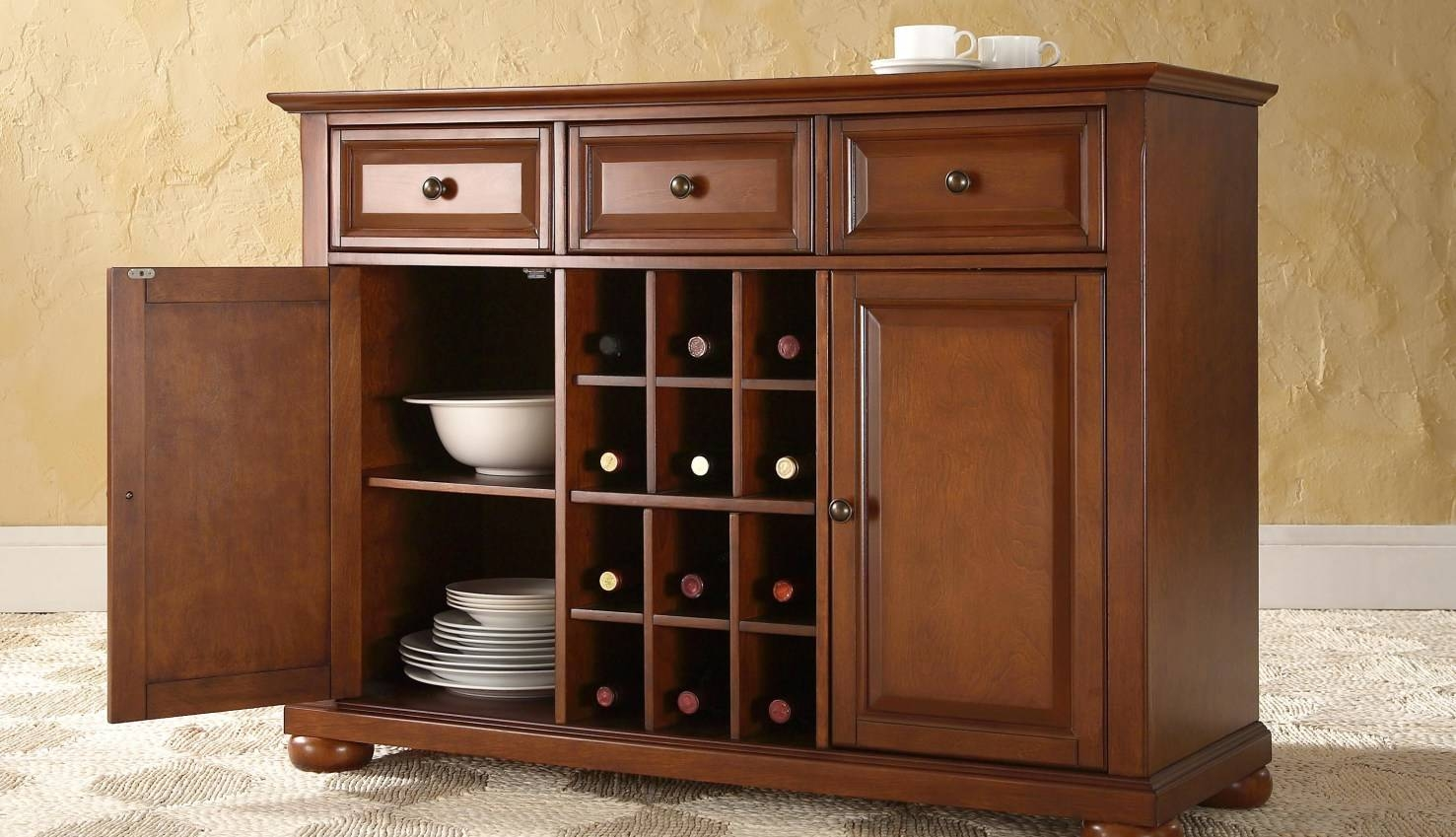 Sideboard : Buffet Or Sideboard New For Sideboards Amazing Buffet for Buffets And Sideboards (Image 11 of 15)