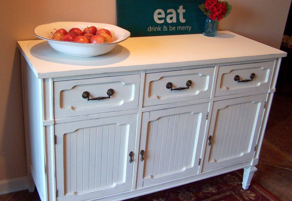Sideboard : Buffet Server Furniture Rustic Sideboard Sideboard inside Buffet Server Sideboards (Image 9 of 15)