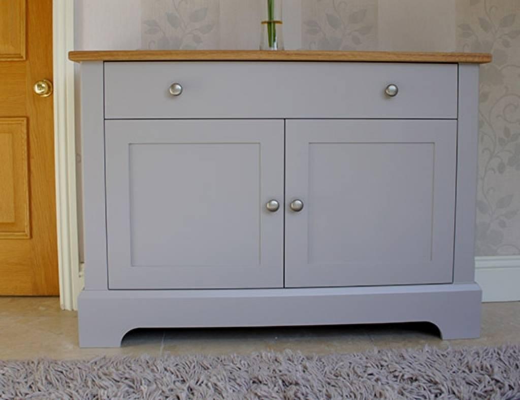 Sideboard Chatsworth Cabinets Pilsley Slimline Sideboard With Regard To Slim Oak Sideboards (View 3 of 15)