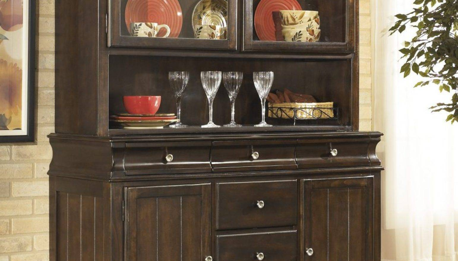Sideboard : Cheap Buffet Tables Sideboards Horrifying Vintage in 42 Inch Sideboards (Image 11 of 15)