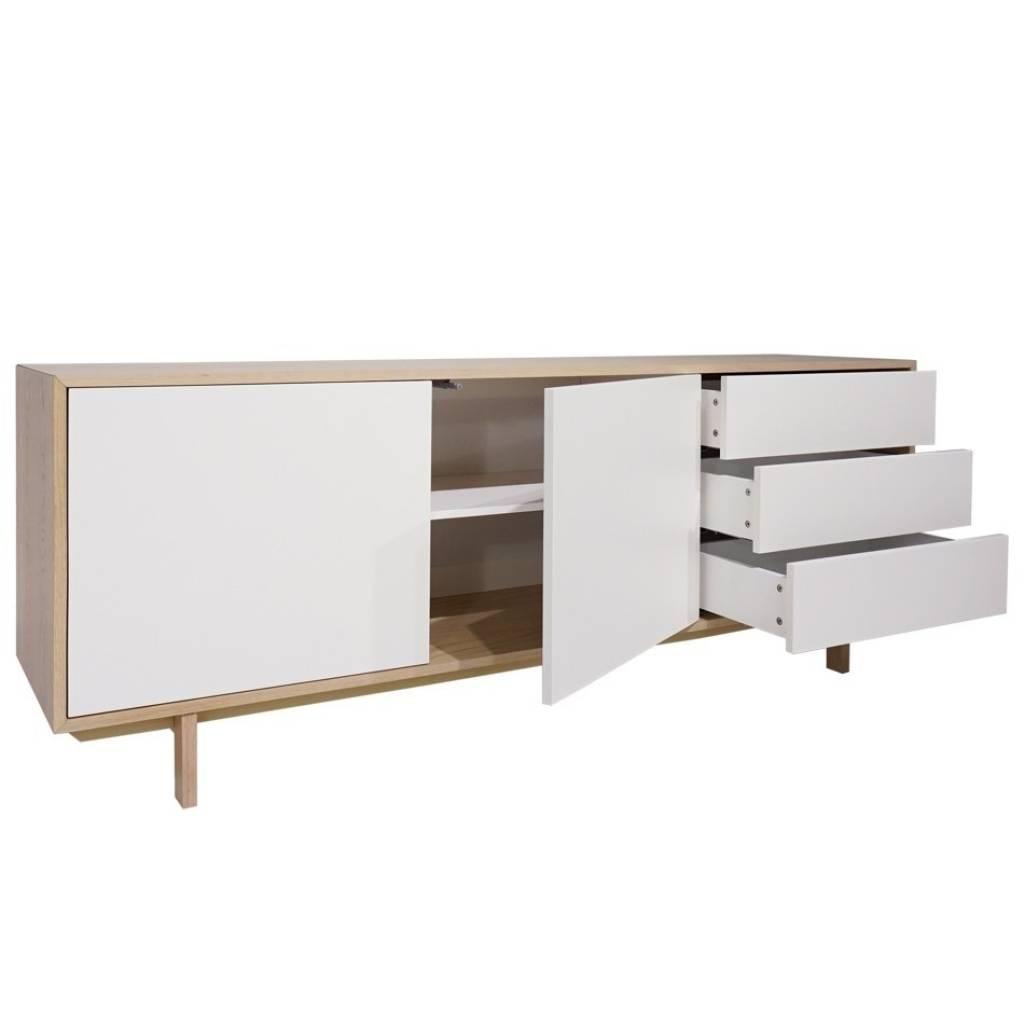 Sideboard Dania Sideboard | Ekeby Möbler Regarding Dania Sideboard in Dania Sideboards (Image 5 of 15)