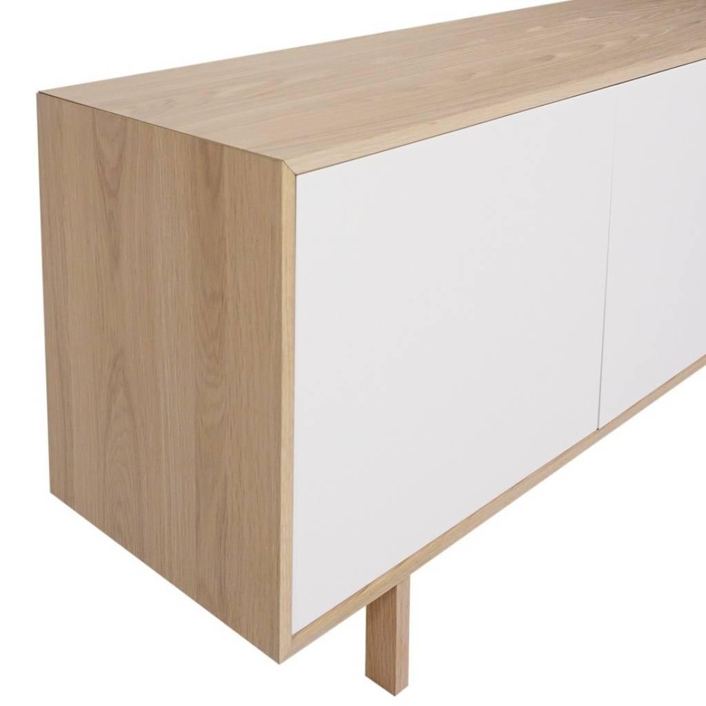 Sideboard Dania Sideboard | Ekeby Möbler With Dania Sideboard with Dania Sideboards (Image 7 of 15)