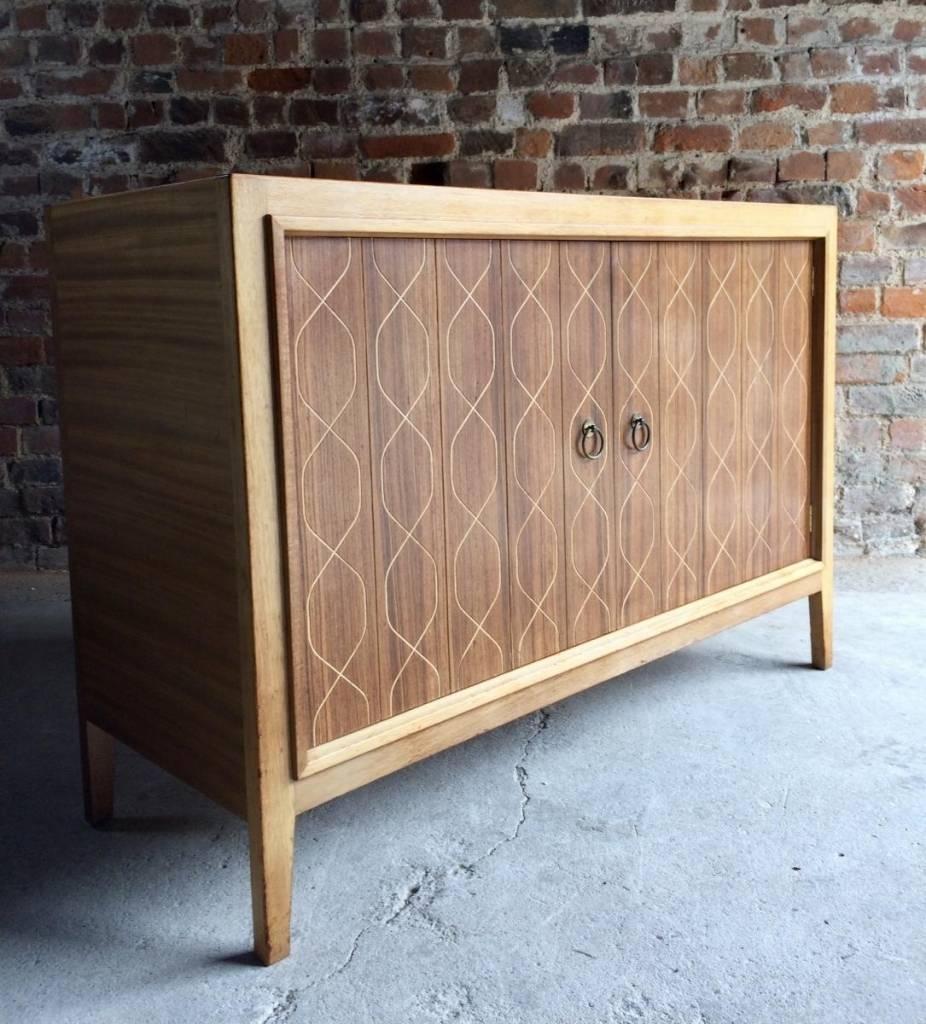 Sideboard Double Helix Sideboard Von David Booth Für Gordon inside Gordon Russell Helix Sideboards (Image 12 of 15)