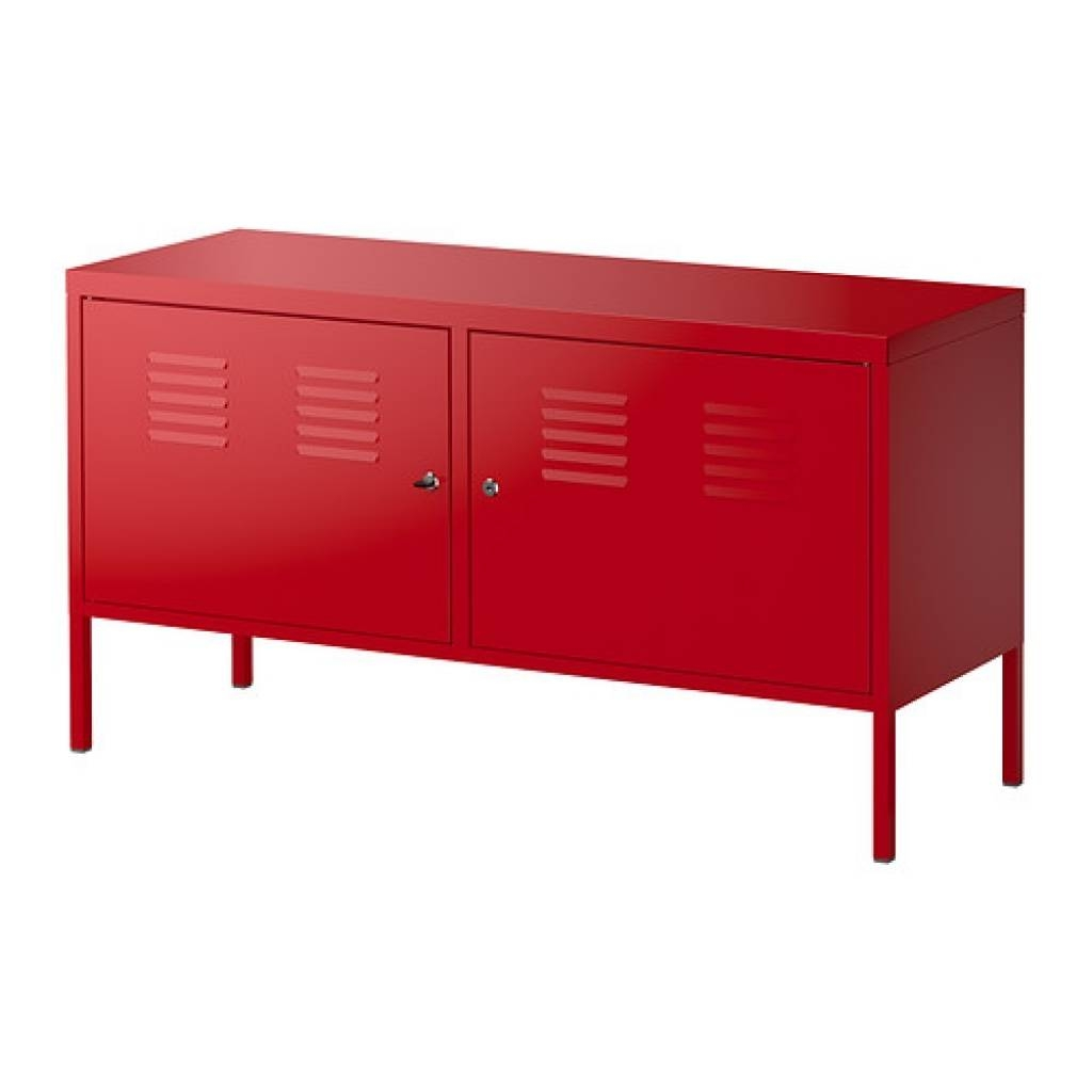 Sideboard Ikea Ps Schrank Rot Ikea Within Ikea Red Sideboard Ikea regarding Ikea Red Sideboards (Image 13 of 15)