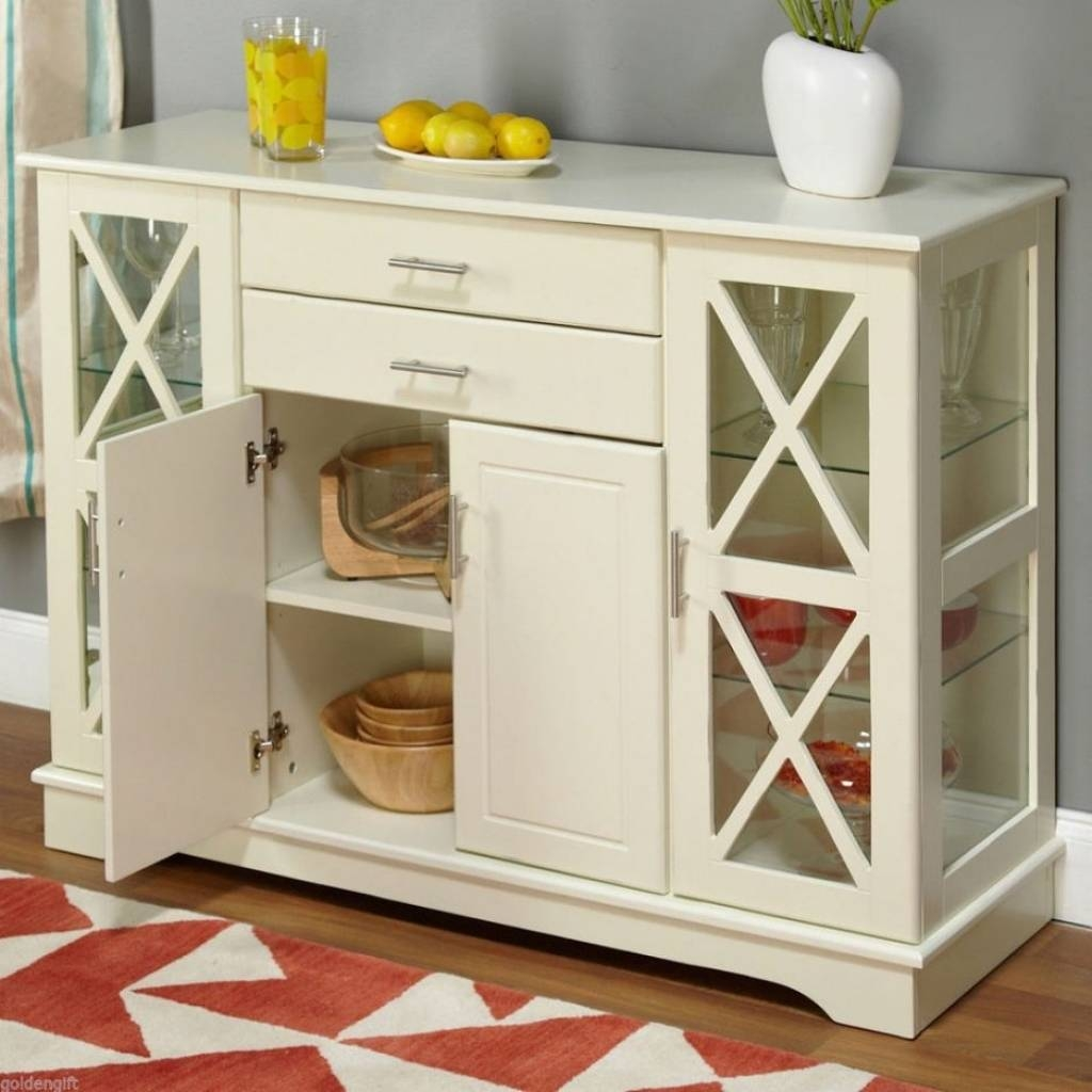Sideboard Kitchen : Kitchen Buffet Cabinet Inside Foremost pertaining to Corner Sideboards (Image 7 of 15)