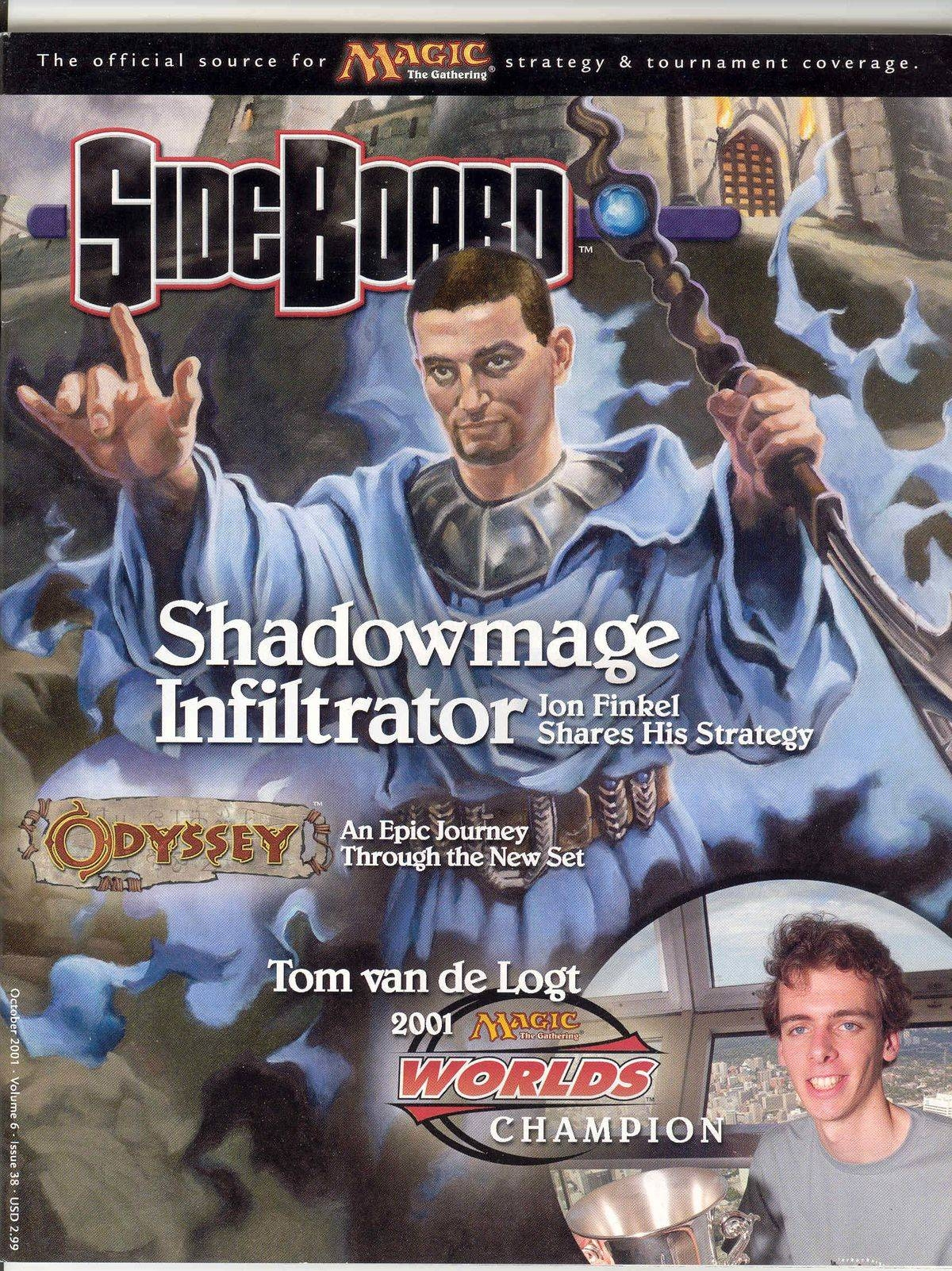 Sideboard (Magazine) - Mtg Wiki for Magic The Gathering Sideboards (Image 8 of 15)