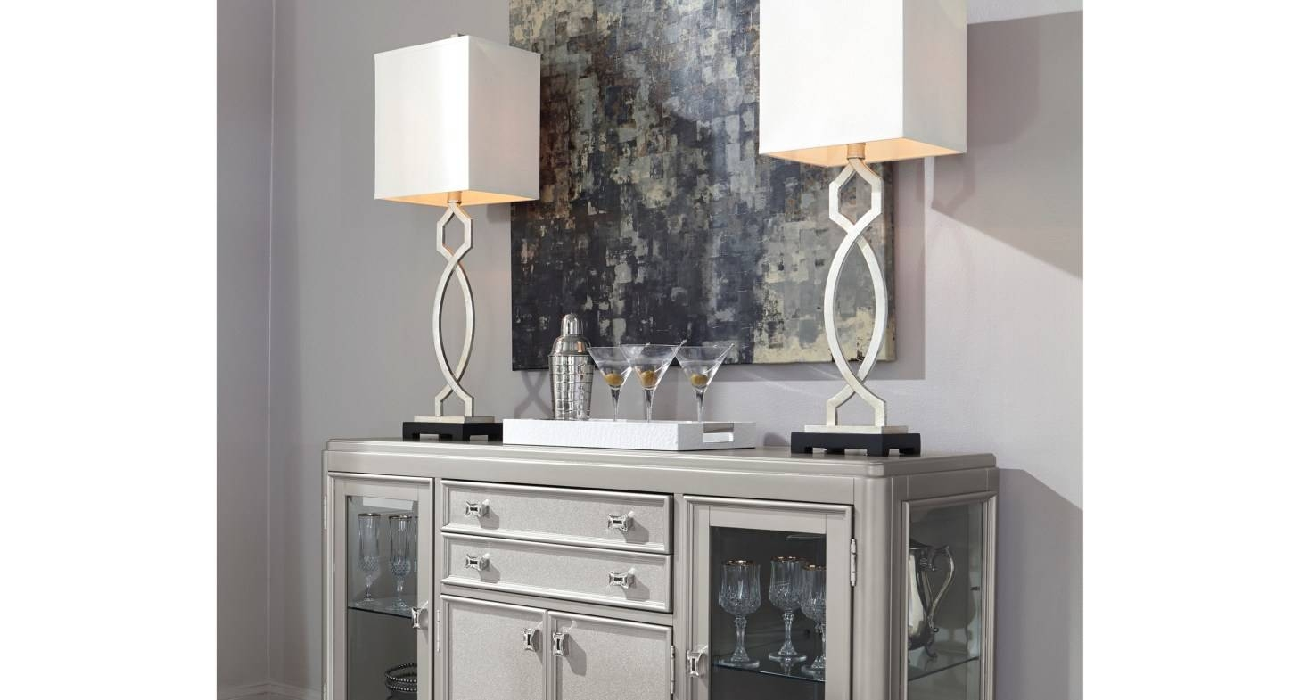 Sideboard : Mirrored Buffet Cabinet Home Design Elegant Sideboards for Elegant Sideboards (Image 10 of 15)