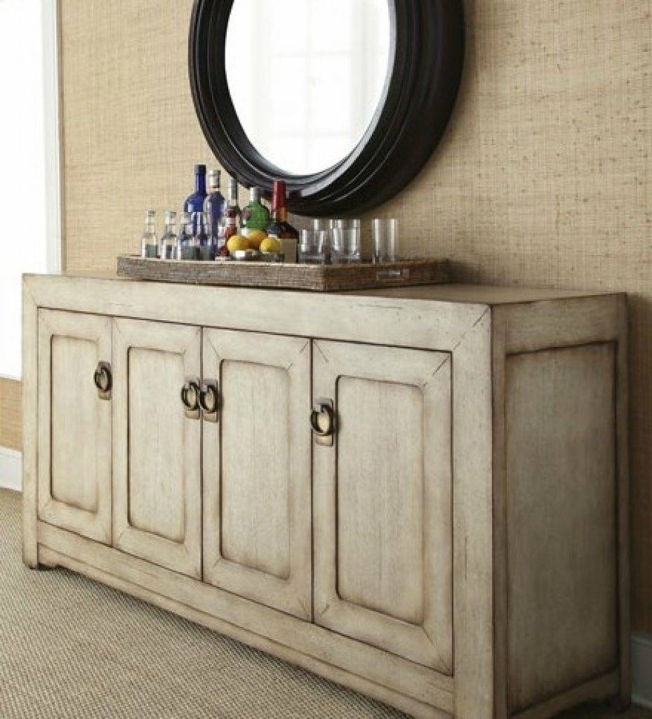Sideboard Rustic Sideboard / Buffet Table | Do It Yourself Home with Extra Long Sideboards and Buffets (Image 10 of 15)