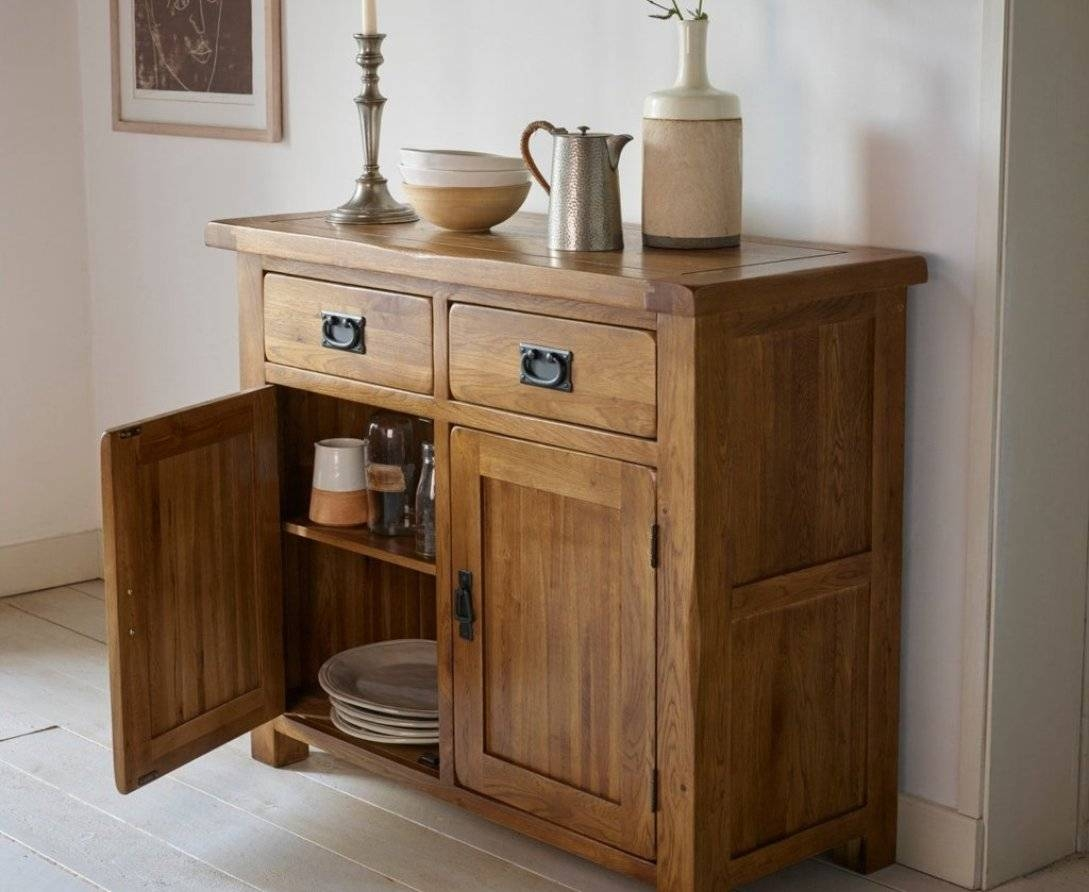 Sideboard : Rustic Sideboards Furniture Rustic Farmhouse Sideboard inside Farmhouse Sideboards (Image 10 of 15)