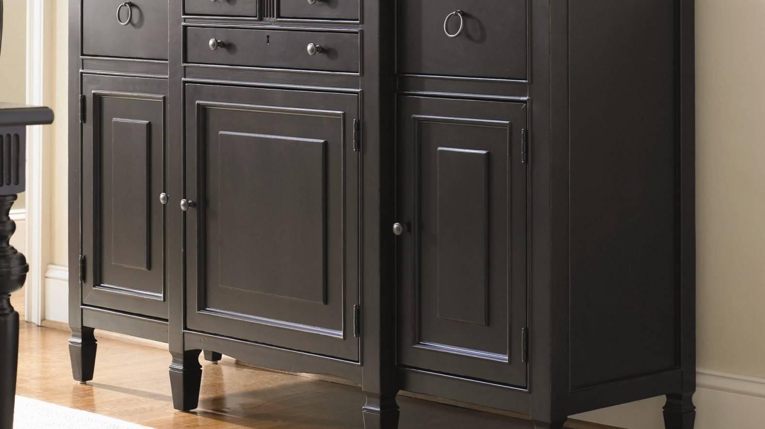 Sideboard : Sideboard Cabinet Buffet Miraculous Buffet Server in Buffet Servers and Sideboards (Image 10 of 15)