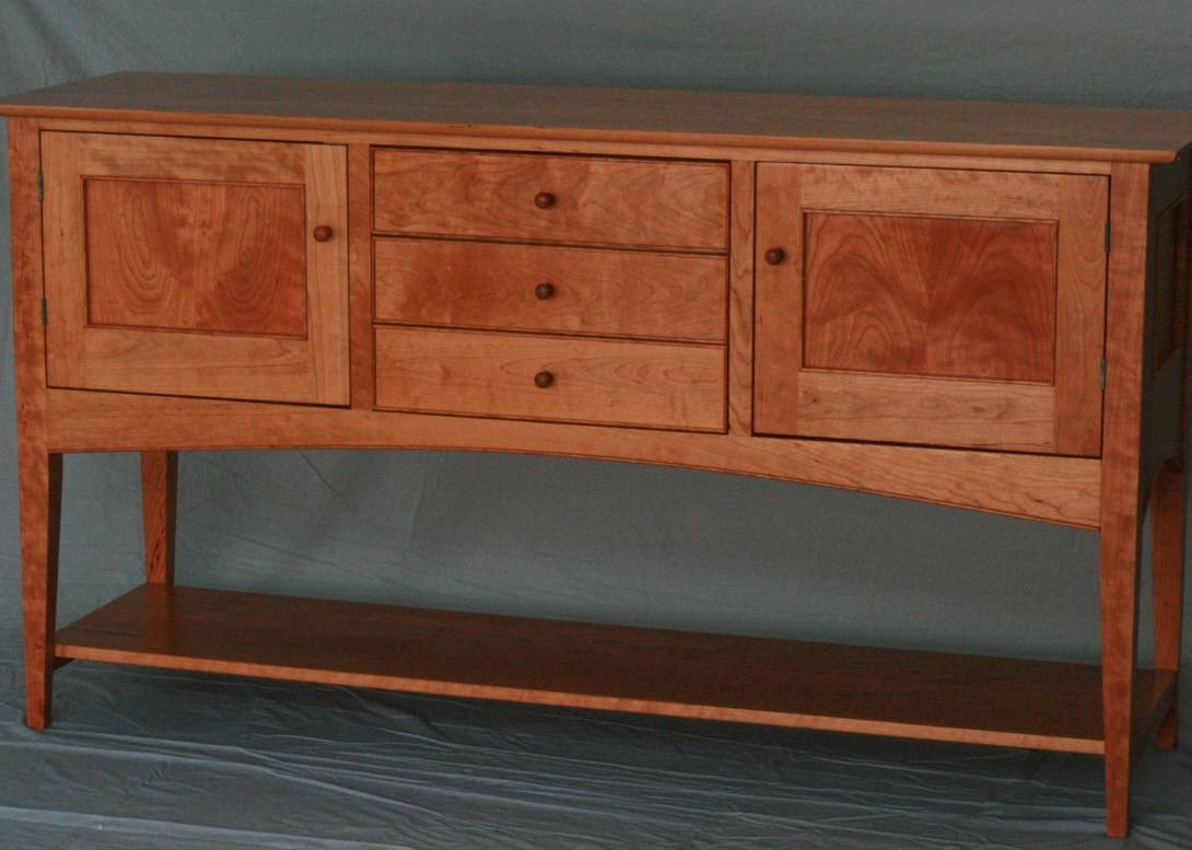 Sideboard : Sideboards And Buffets Favorite Small Antique Buffets Pertaining To Sydney Sideboards And Buffets (View 8 of 15)