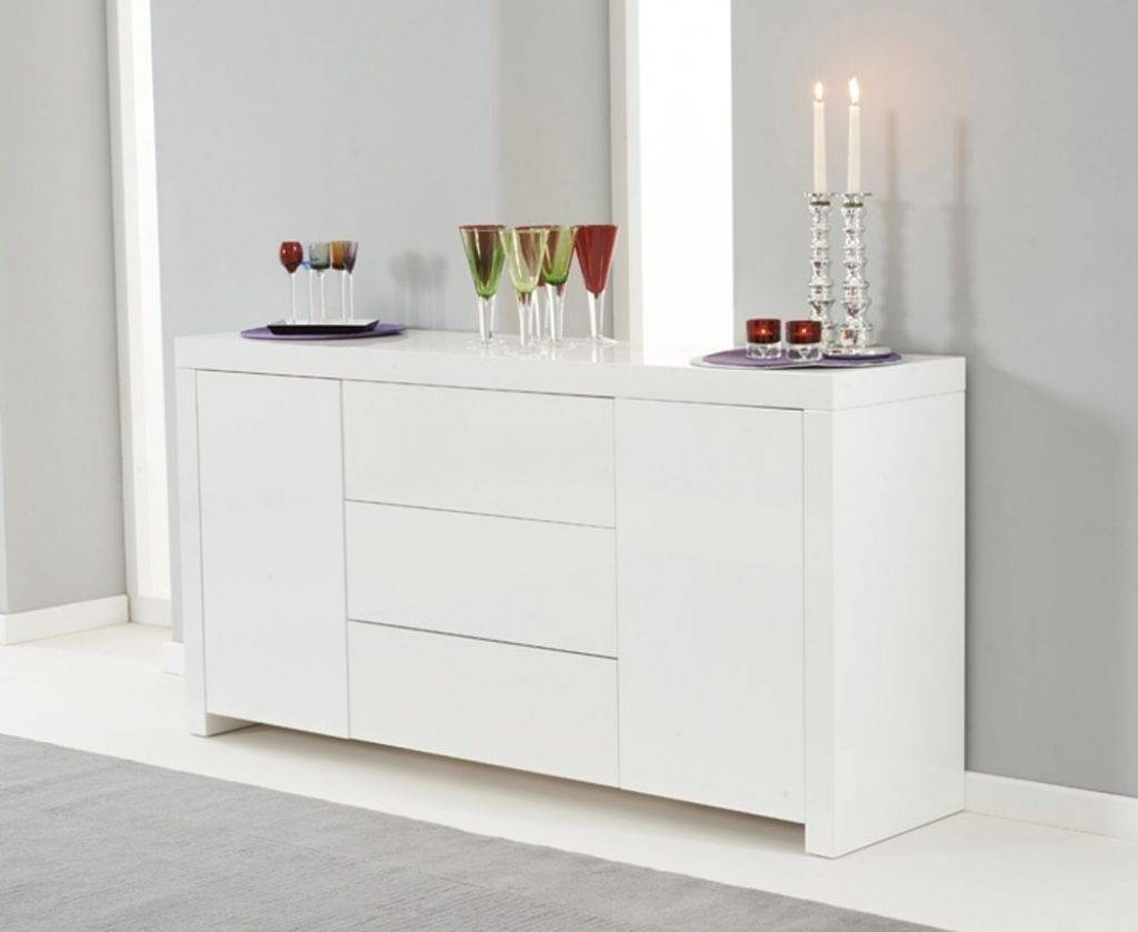 Sideboard Sideboards. Astounding Cheap White High Gloss Sideboard inside Uk Gloss Sideboards (Image 12 of 15)