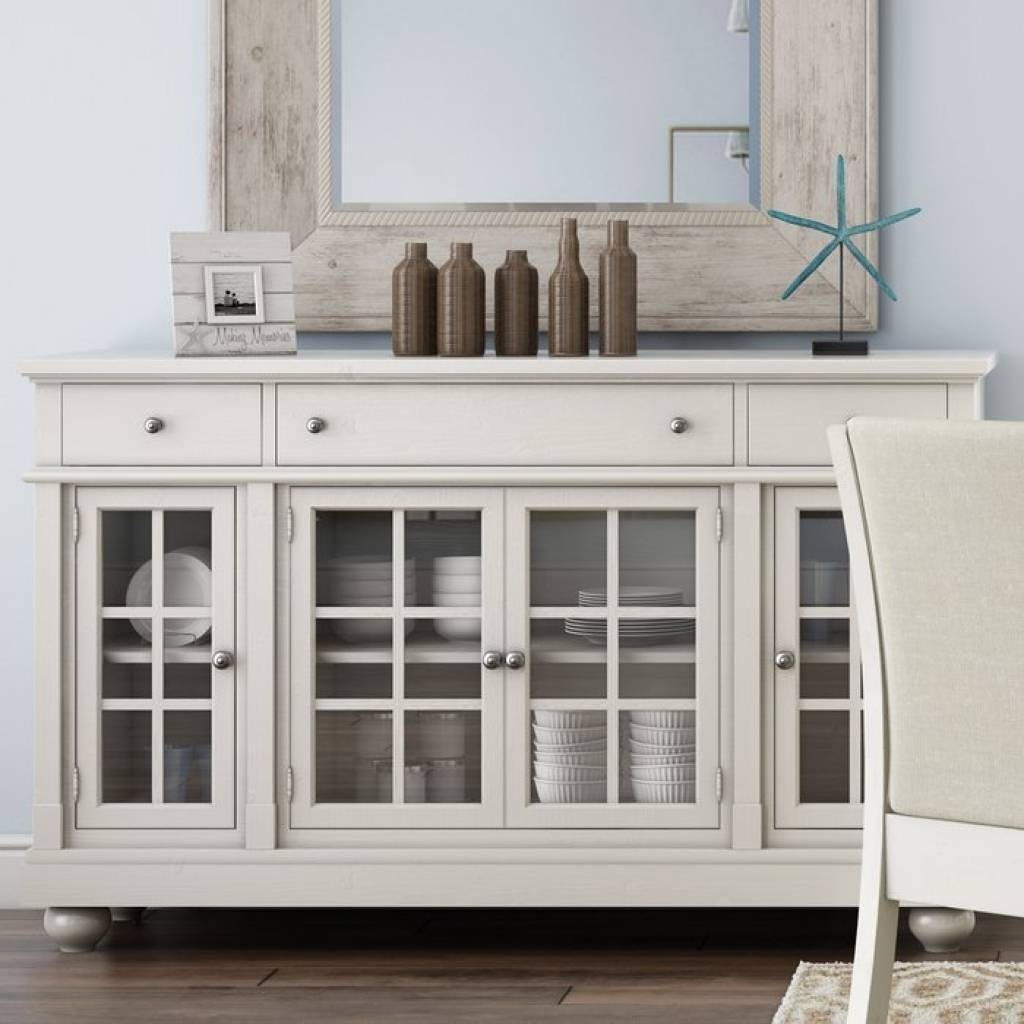 Sideboard Sideboards & Buffet Tables You'll Love | Wayfair In 6 for 6 Foot Sideboards (Image 12 of 15)