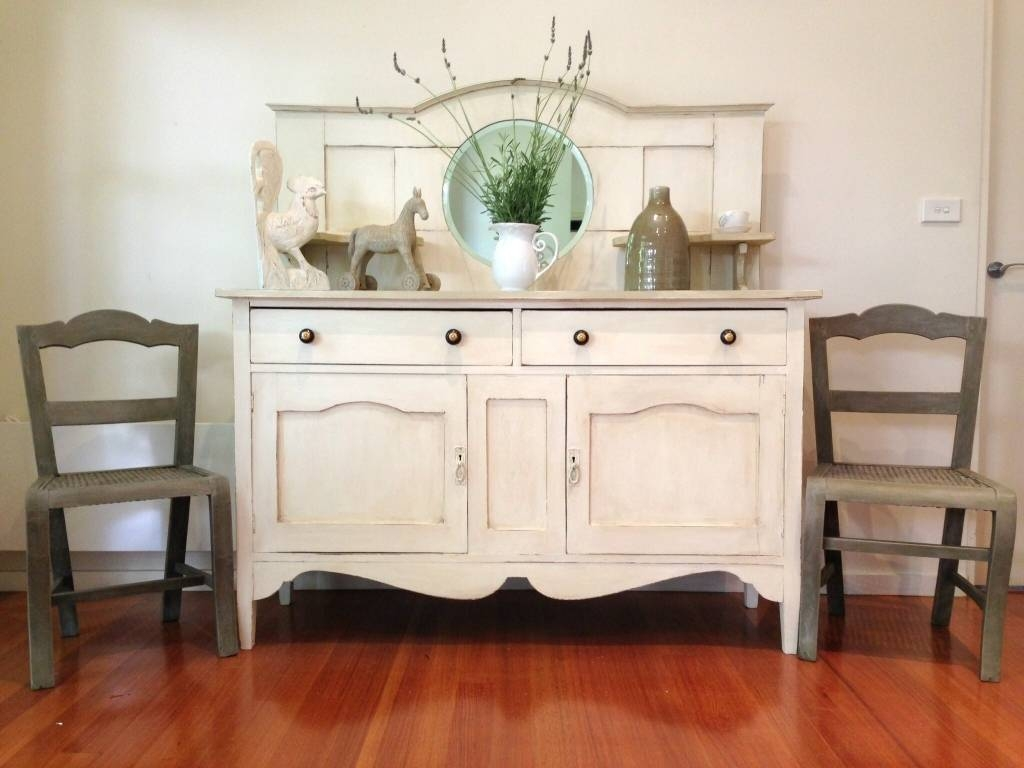 Sideboard Sideboards. Glamorous Antique White Buffet And Hutch in Antique White Sideboards (Image 12 of 15)