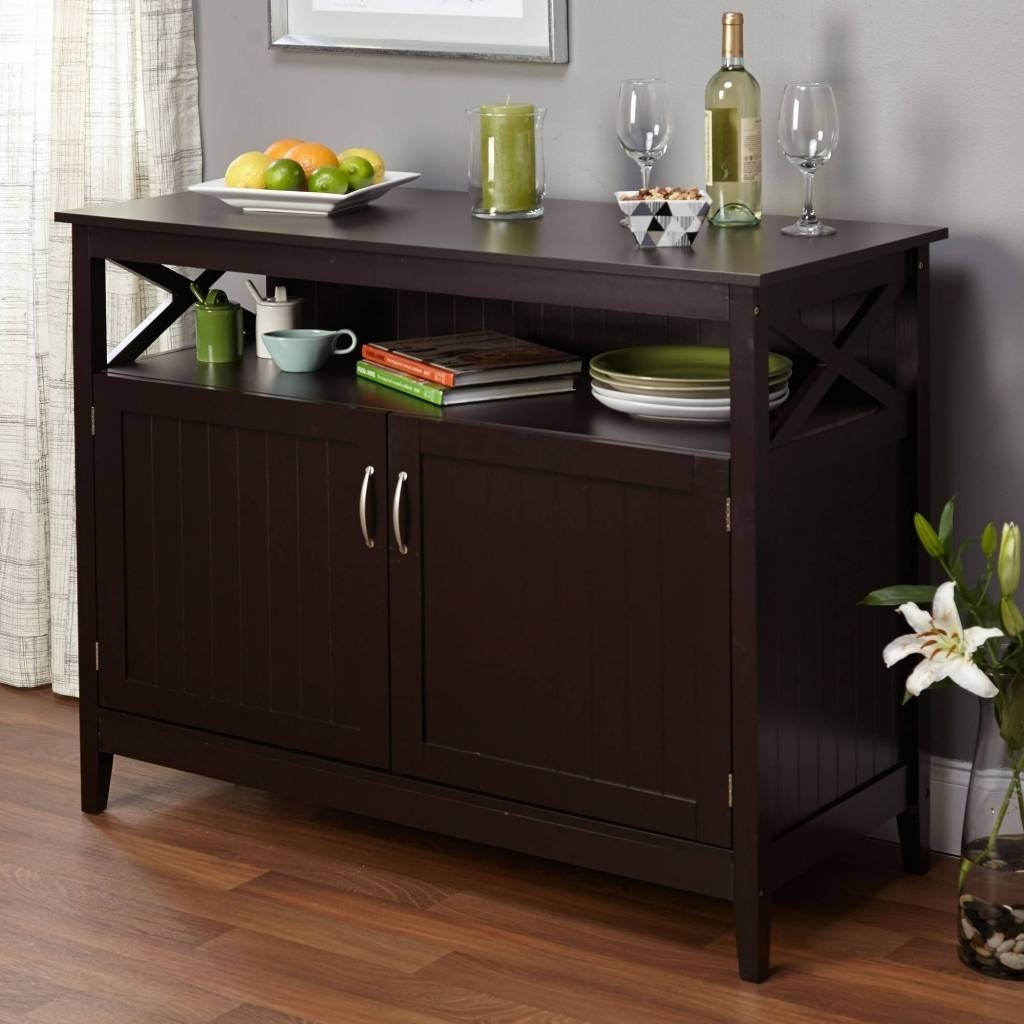 Sideboard Sideboards. Marvellous Buffet Server Furniture: Buffet in Buffet Server Sideboards (Image 10 of 15)