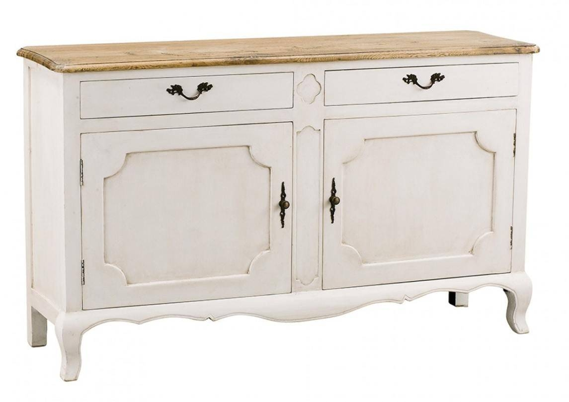 Sideboard : South Bay Cabinet In Cream And Brown Modern Decor Home pertaining to Cream and Brown Sideboards (Image 7 of 15)