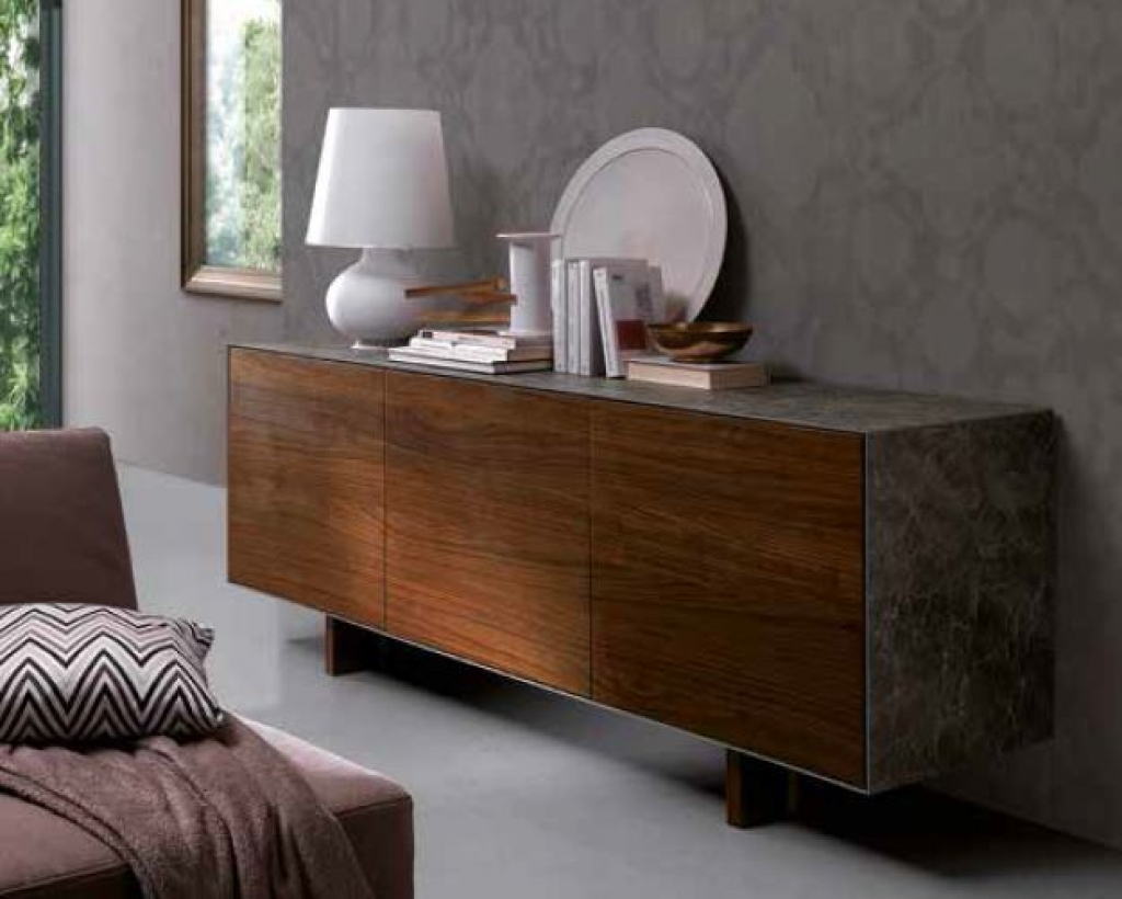 Sideboard Thin Sideboard | Sideboards & Display Cabinets Within Intended For Long Thin Sideboards (View 6 of 15)