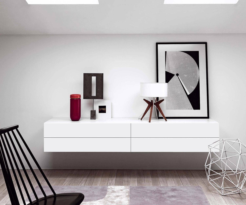 Sideboard Und Kommoden Trends 2016 – Matte Farbe Sind In – Inside Zum Aufhängen Sideboards (View 4 of 15)