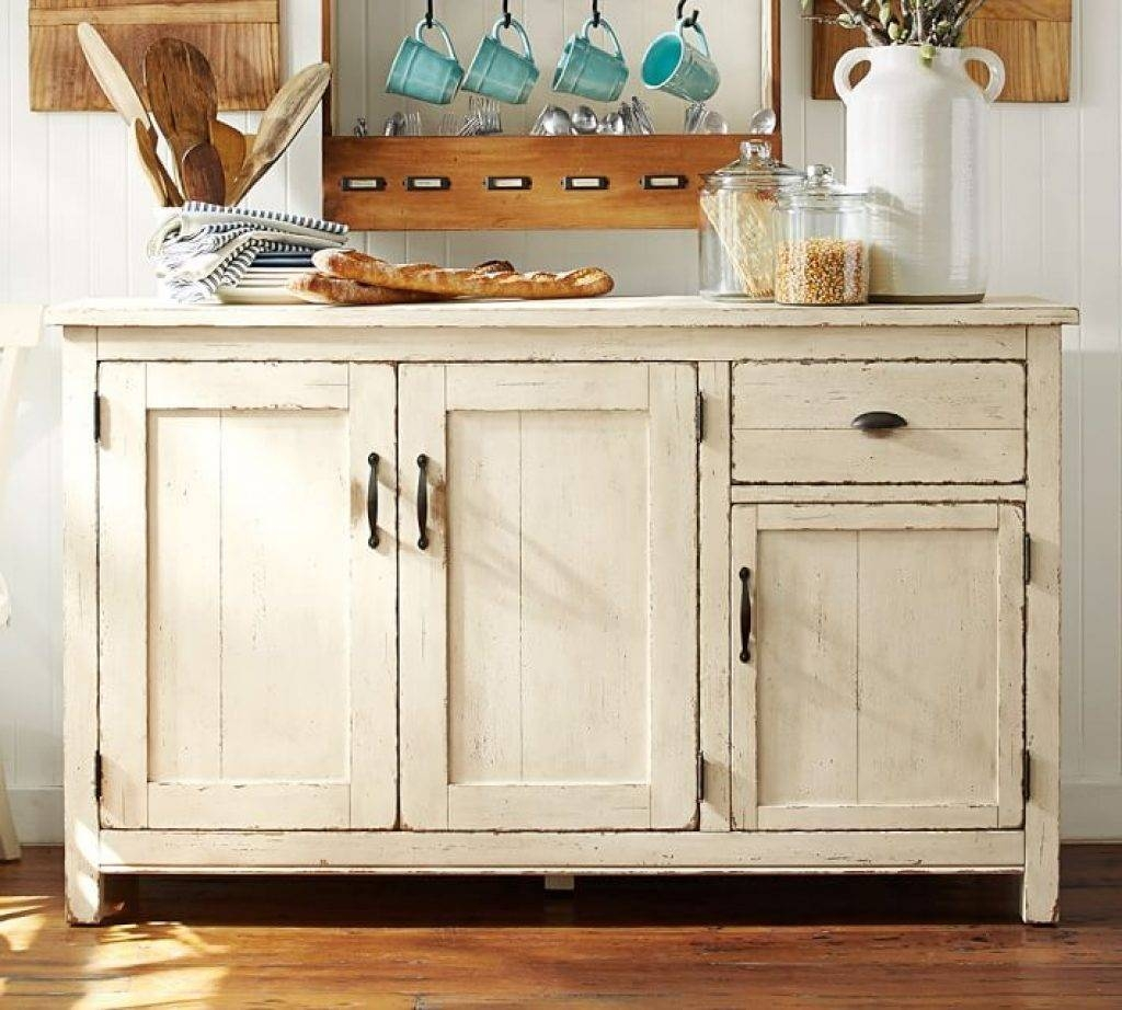 Sideboard Whitfield Buffet | Pottery Barn Intended For Pottery in Pottery Barn Sideboards (Image 15 of 15)