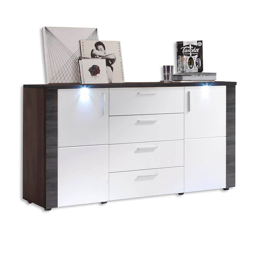 weies sideboard cheap lowboard hangend large size of. Black Bedroom Furniture Sets. Home Design Ideas
