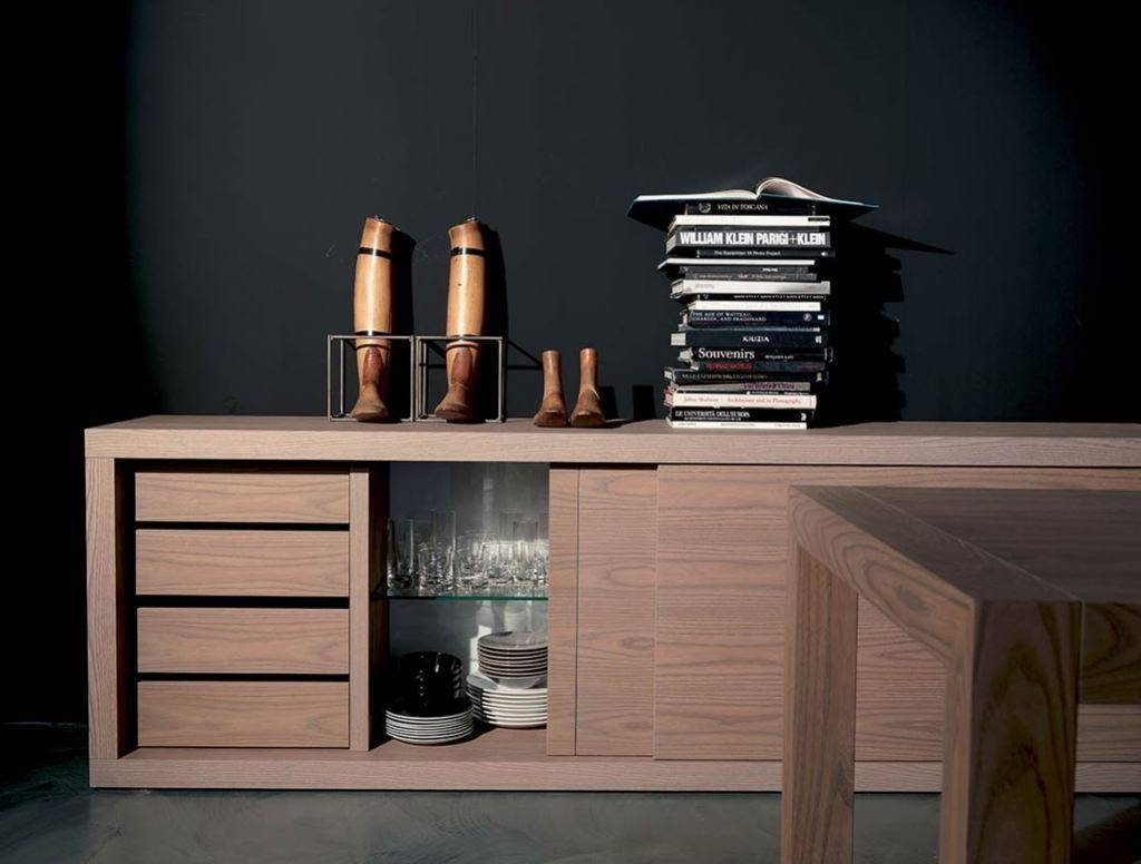 Sideboards: Astonishing Modern Sideboards And Buffets Contemporary within Modern Sideboards And Buffets (Image 13 of 15)