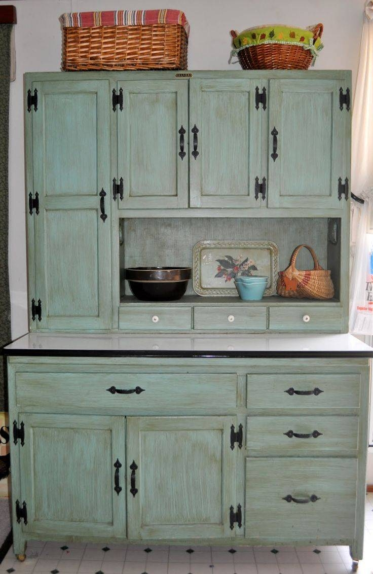 Sideboards: Astounding Kitchen Hutches And Sideboards Country Pertaining To Kitchen Hutch And Sideboards (View 8 of 15)