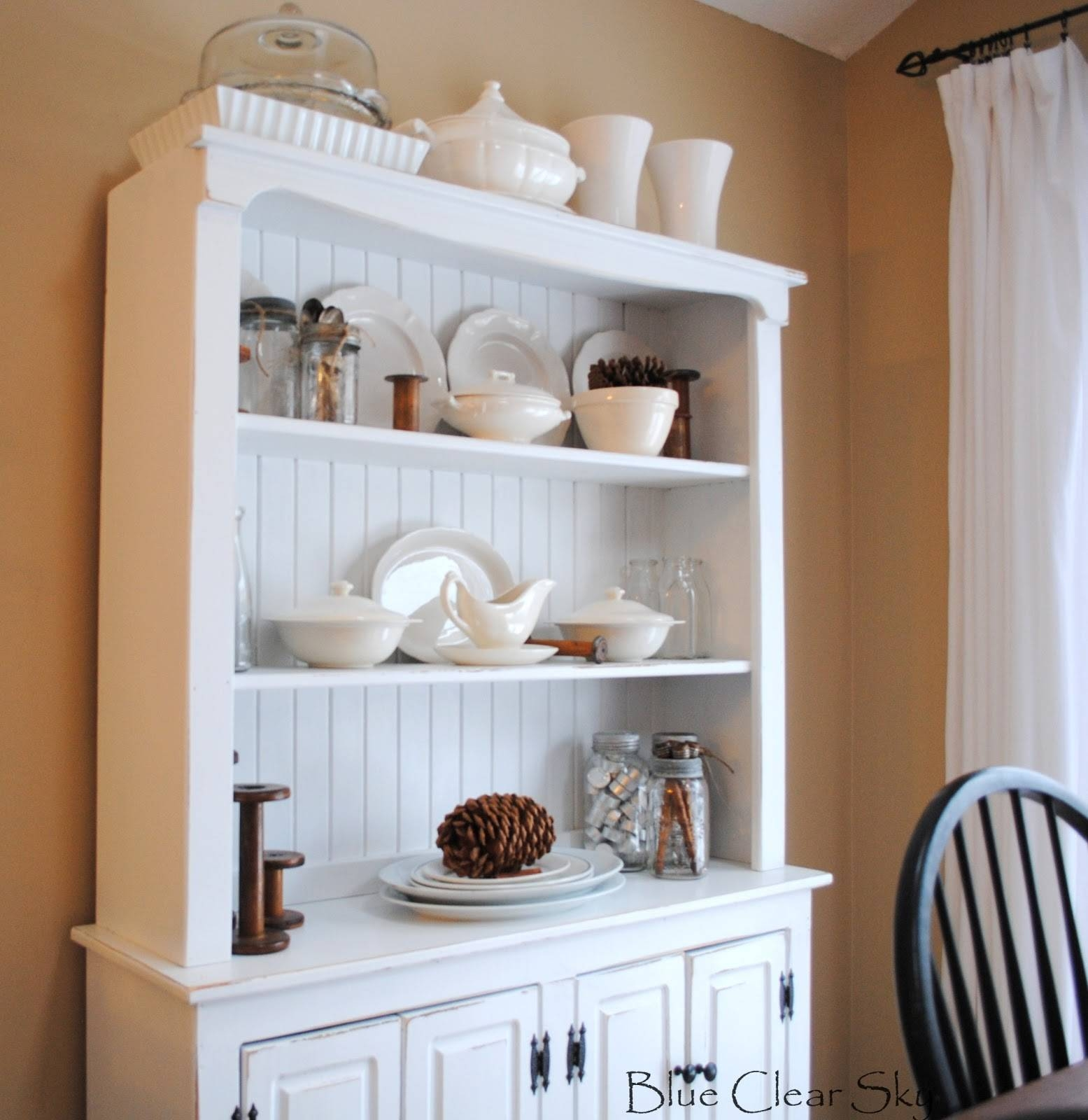 Sideboards: Awesome Cheap Kitchen Buffet Cabinet Glass Buffet Pertaining To Kitchen Hutch And Sideboards (View 6 of 15)