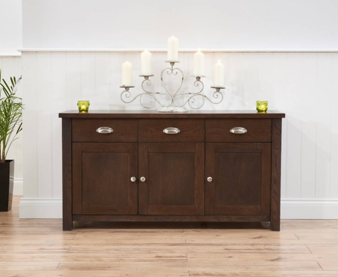 Sideboards | Dark Wood | Great Furniture Trading Company | The within Dark Wood Sideboards (Image 13 of 15)