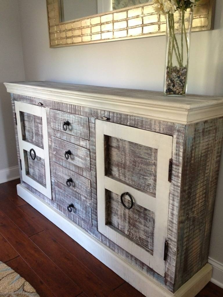 Featured Photo of Rustic Buffet Sideboards