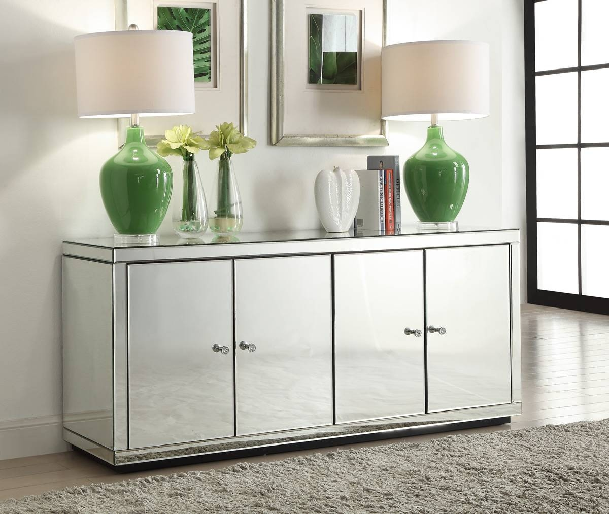 Sideboards with Mirror Sideboards (Image 14 of 15)