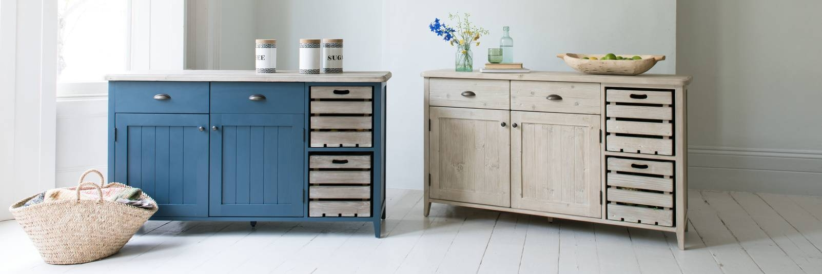 Sideboards | Wooden Storage Sideboards within Storage Sideboards (Image 11 of 15)