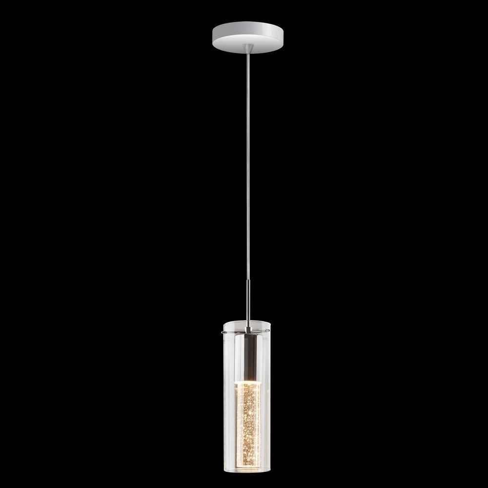 Single Suspended Bubble Light Fixture – Lighting | Artika For Bubble Pendant Light Fixtures (View 13 of 15)