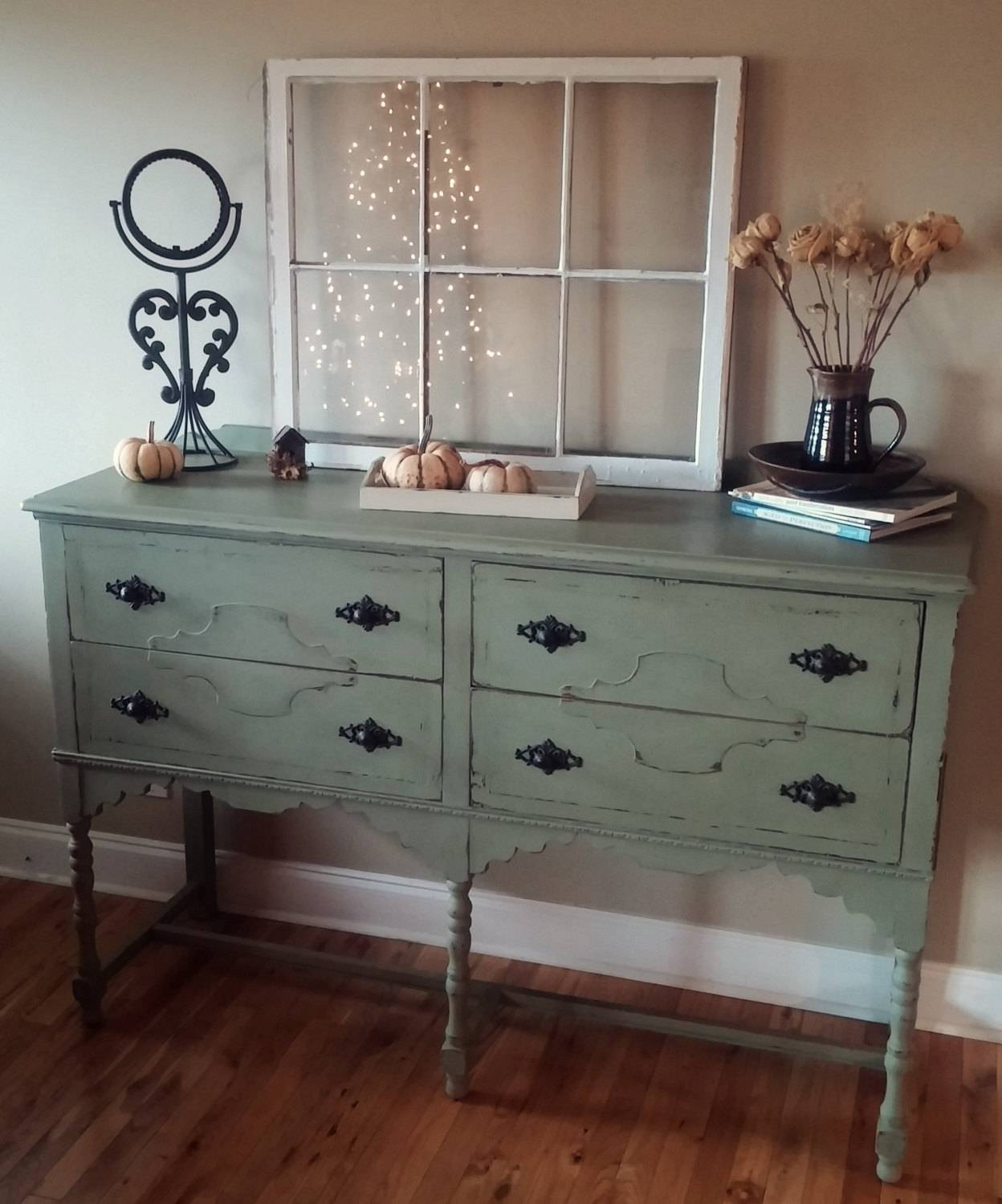 Sold Example..refinshed Annie Sloan Chalk Paint pertaining to Chalk Painted Sideboards (Image 14 of 15)