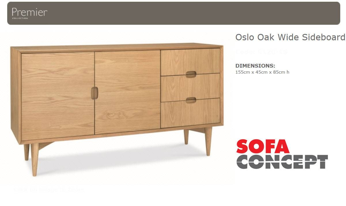Stockholm Sideboard Natural – Sofa Concept With Stockholm Sideboards (View 14 of 15)