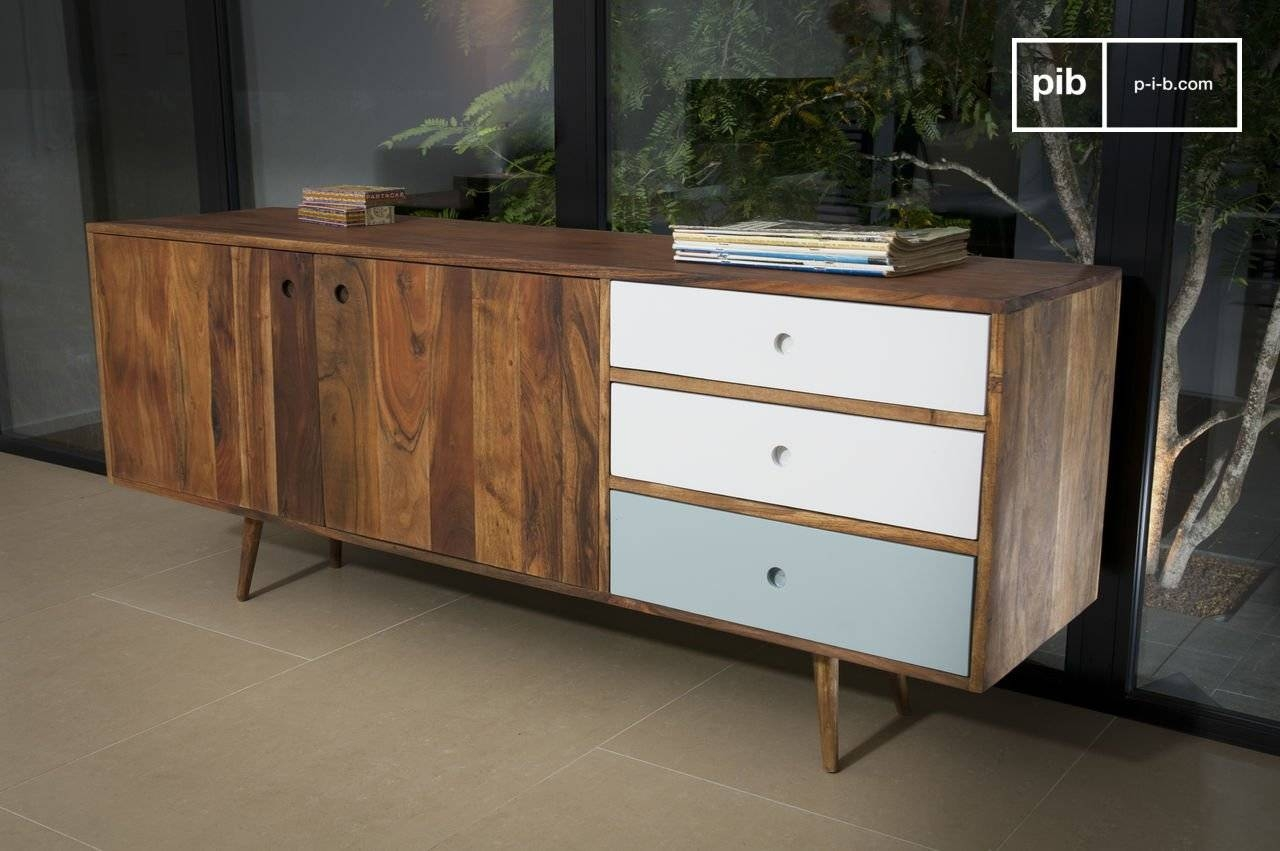 Stockholm Sideboard – Typical 1950S Design | Pib Within Stockholm Sideboards (View 12 of 15)