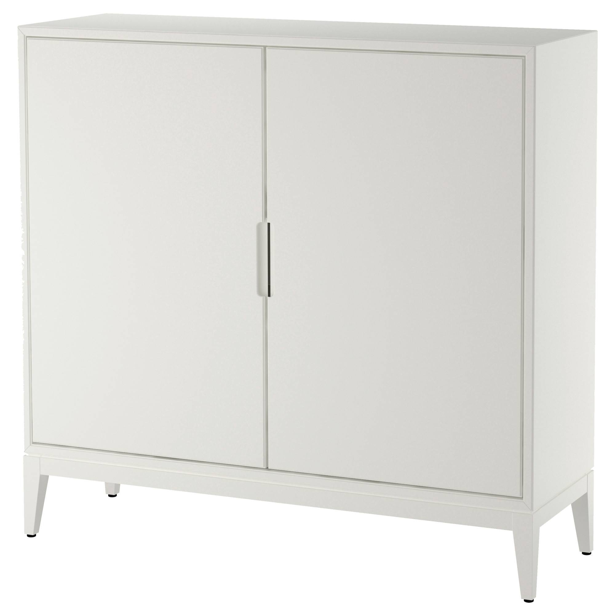 Storage Cabinets & Storage Cupboards | Ikea within White Gloss Ikea Sideboards (Image 15 of 15)