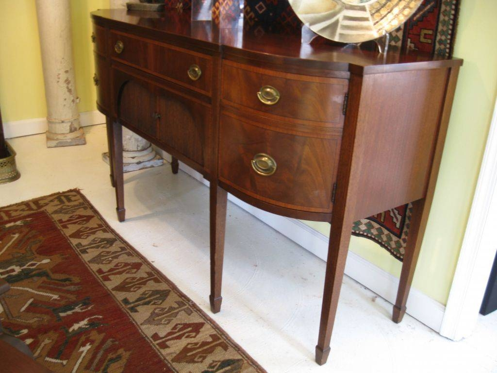 Style Mahogany Sideboard with regard to Mahogany Sideboards (Image 14 of 15)