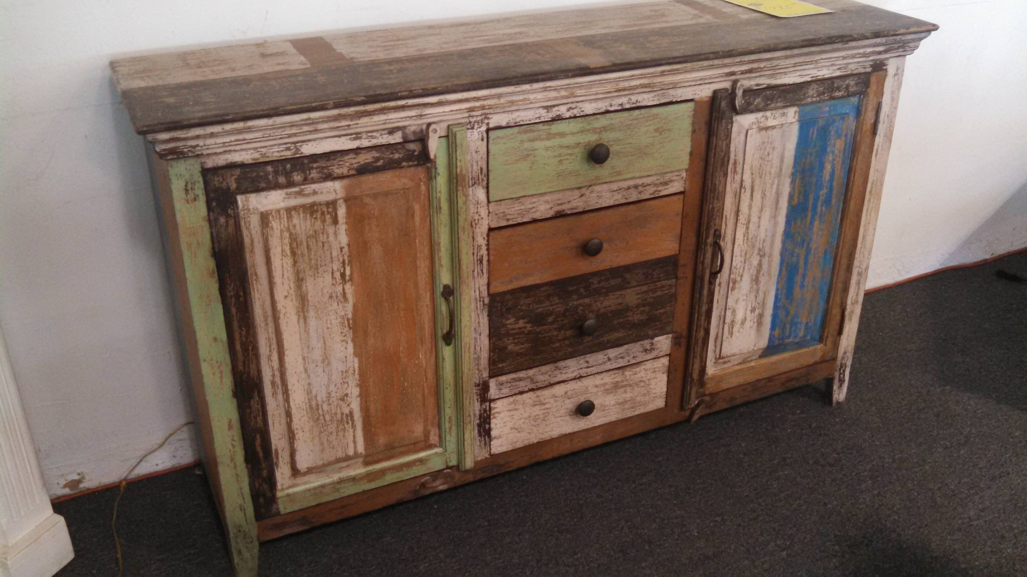 Stylish Distressed Sideboards - Buildsimplehome intended for Distressed Sideboards (Image 14 of 15)