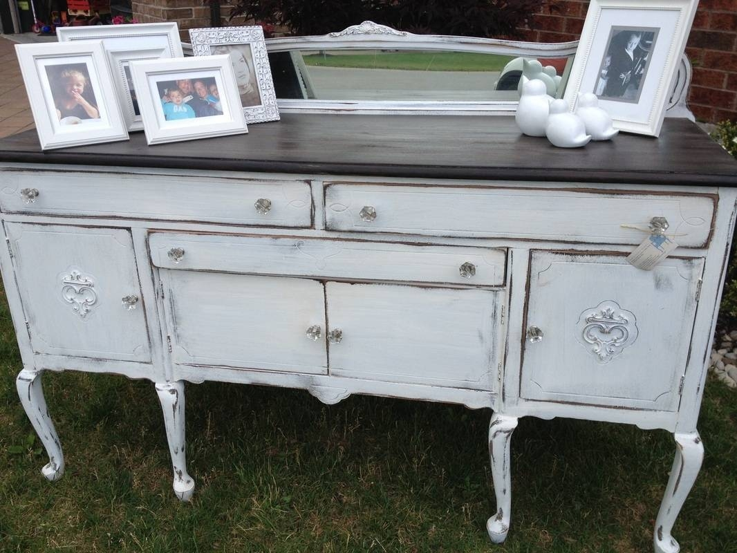 Stylish Distressed Sideboards - Buildsimplehome intended for Distressed Sideboards (Image 13 of 15)