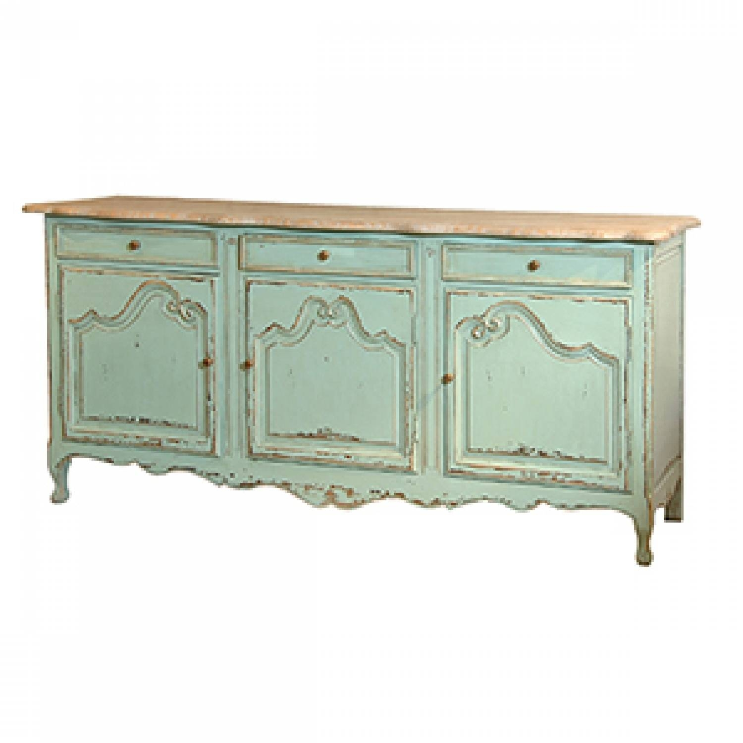 Stylish Distressed Sideboards - Buildsimplehome within Distressed Sideboards (Image 15 of 15)