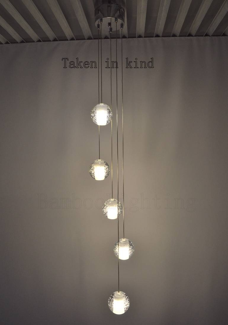 Swingncocoa: Bubble Ball Chandelier Coffee Tables Nightstands For Glass Bubble Pendant Lights (View 5 of 15)